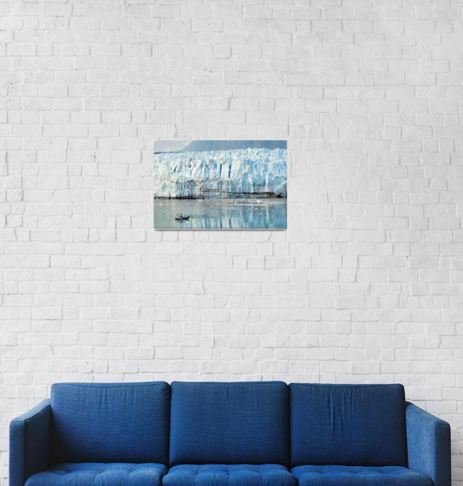 """Glacier Bay landscapes by Terence Davis""  (2009) by terencedavis"