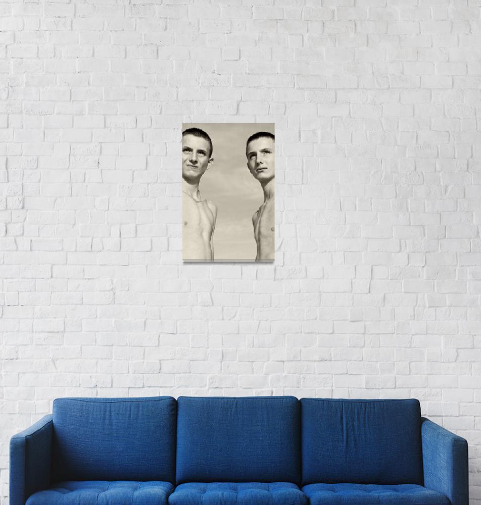 """Twins""  (2009) by andrewaj"