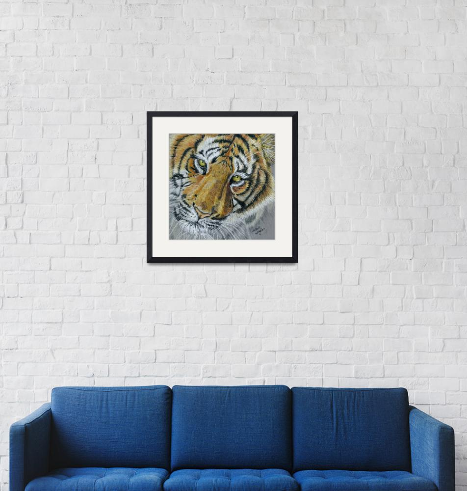 """""""We Three Kings Part I - Tiger""""  by MichelleWrighton"""
