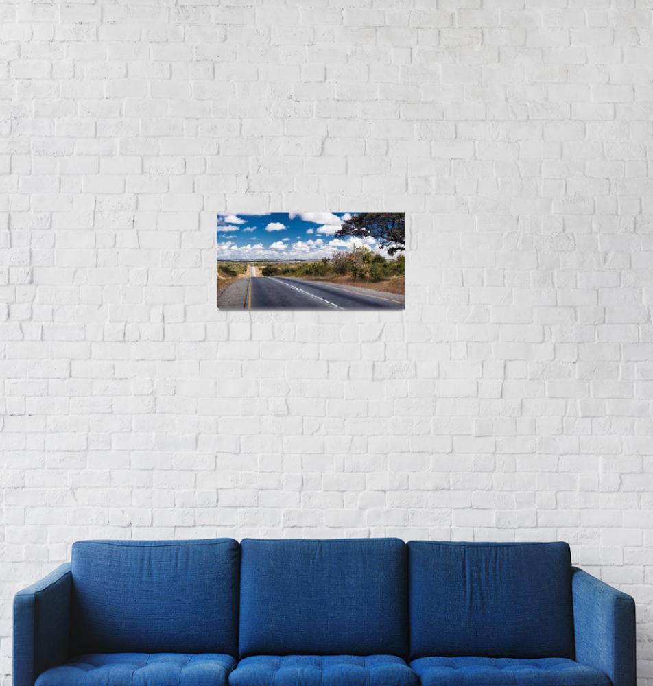 """""""Endless Highway""""  (2017) by robertgrac"""