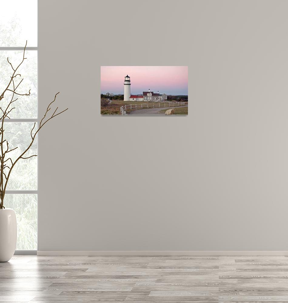 """""""7:00 a.m. Christmas 2006 :: Highland Light""""  by CapeCodCyclist"""