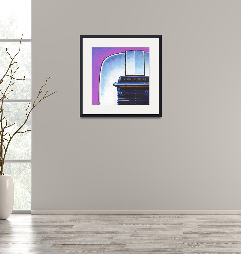 """""""GE Toaster- purple""""  (2013) by Larry-Thor-Hunter"""