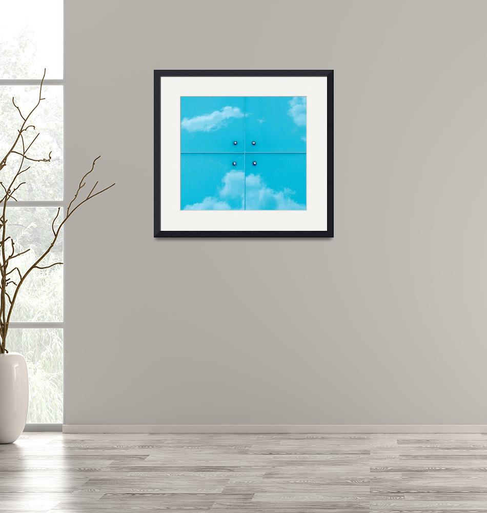 """""""Clouds on Glass""""  (2007) by JamesHowePhotography"""