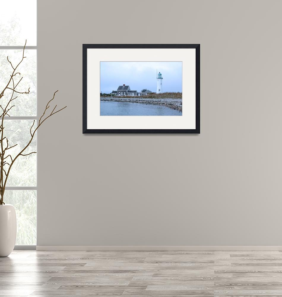 """""""Old Scituate Light""""  by EdgewaterGallery"""
