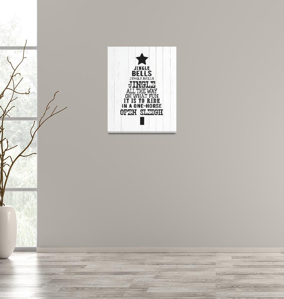 """""""Jingle Bells Tree 2""""  by miscstudios"""