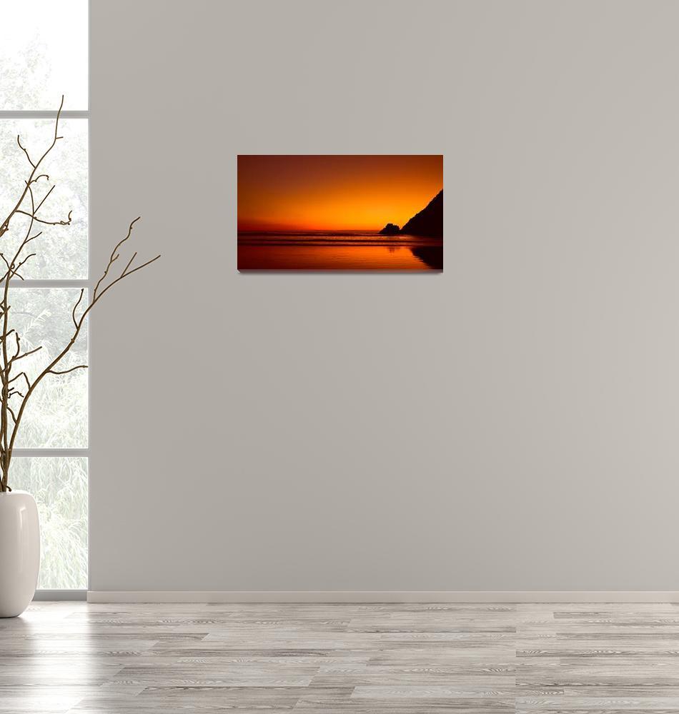 """Sundown Silhouette""  (2013) by boppintheblues"