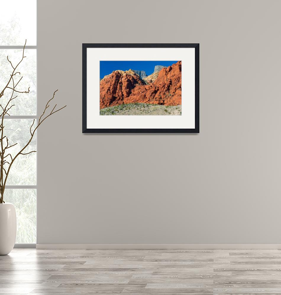 """""""The Red Rocks"""" (2015) by photocatphoto"""