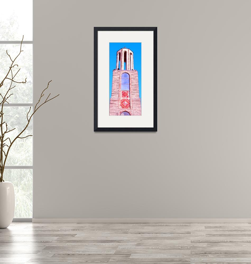 """""""Church Tower""""  (2012) by AprilO"""