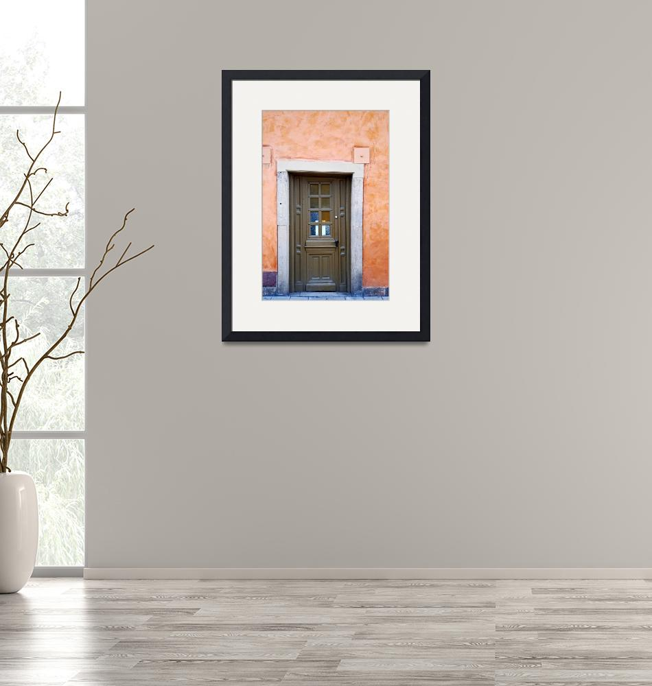 """""""The Door""""  (2007) by timbarton"""