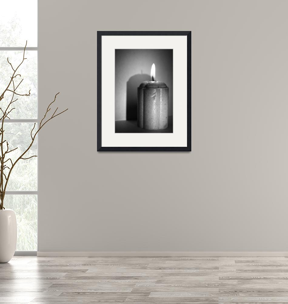 """""""Candle""""  (2009) by Gables"""