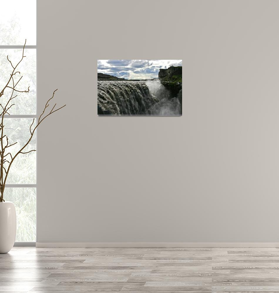 """""""Waterfall""""  (2008) by Rufra"""