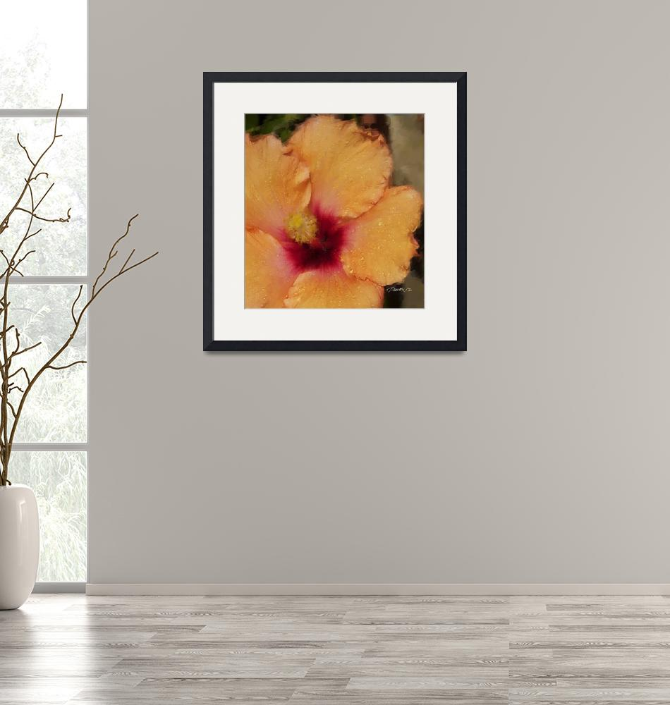 """""""Hibiscus II""""  (2012) by JimPavelle"""