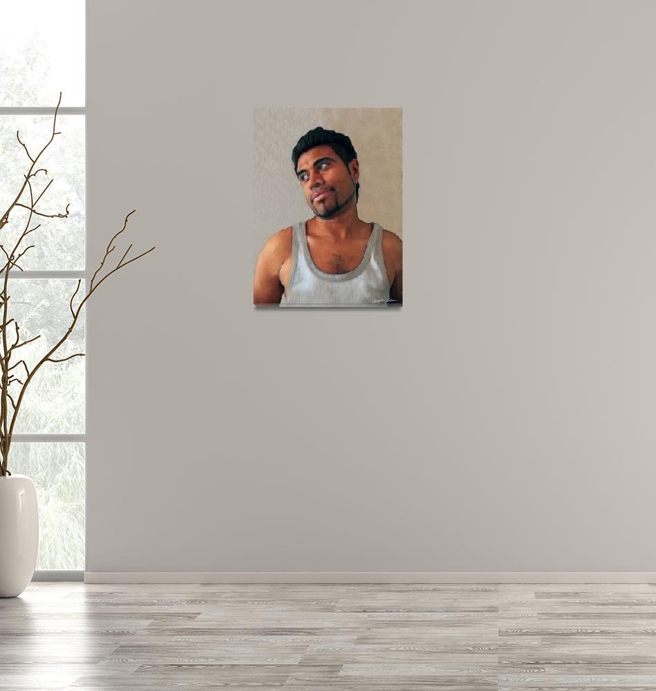 """Gerardo Glimpse""  (2009) by ChristopherInMexico"