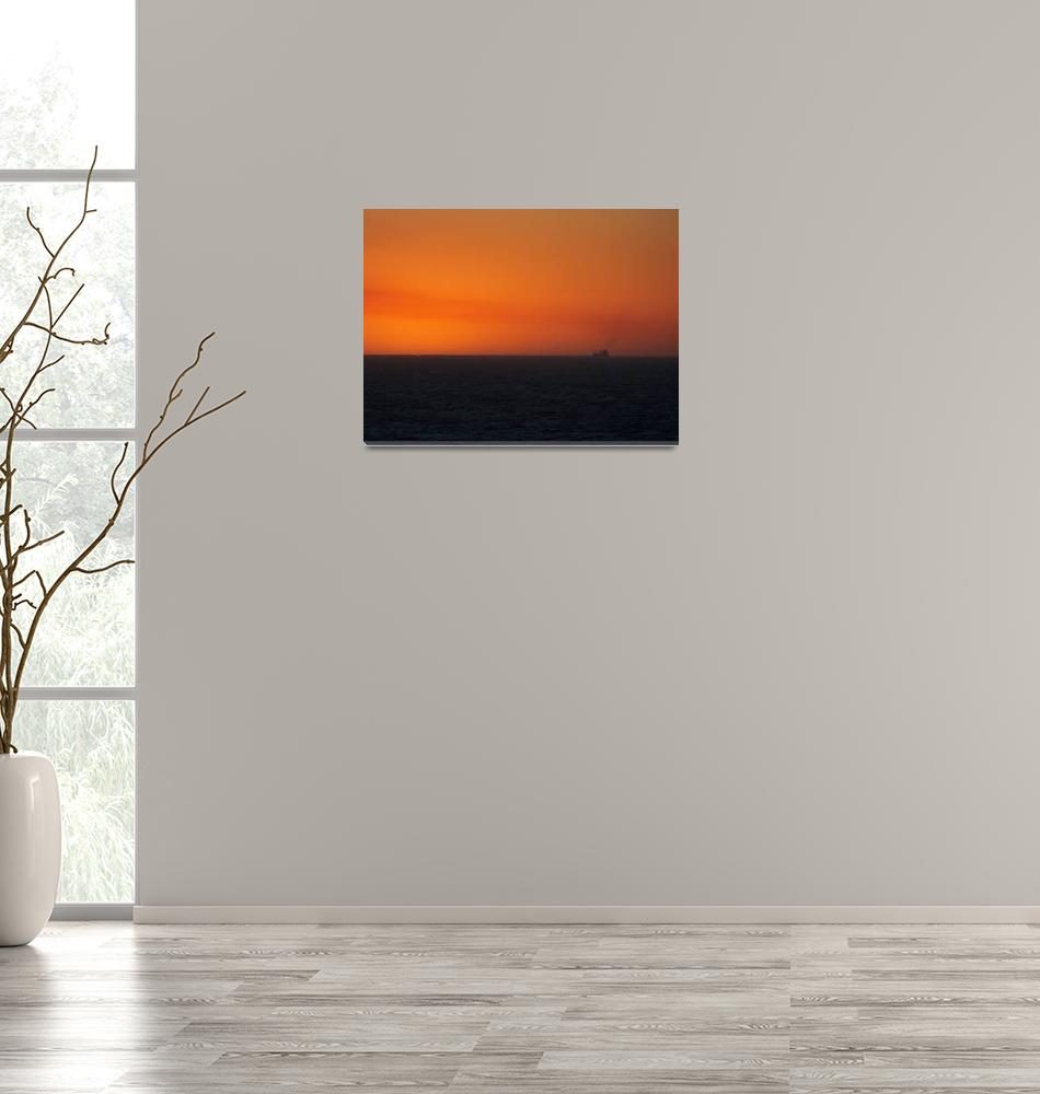 """""""South African Sunset""""  (2008) by FifePhotographer"""