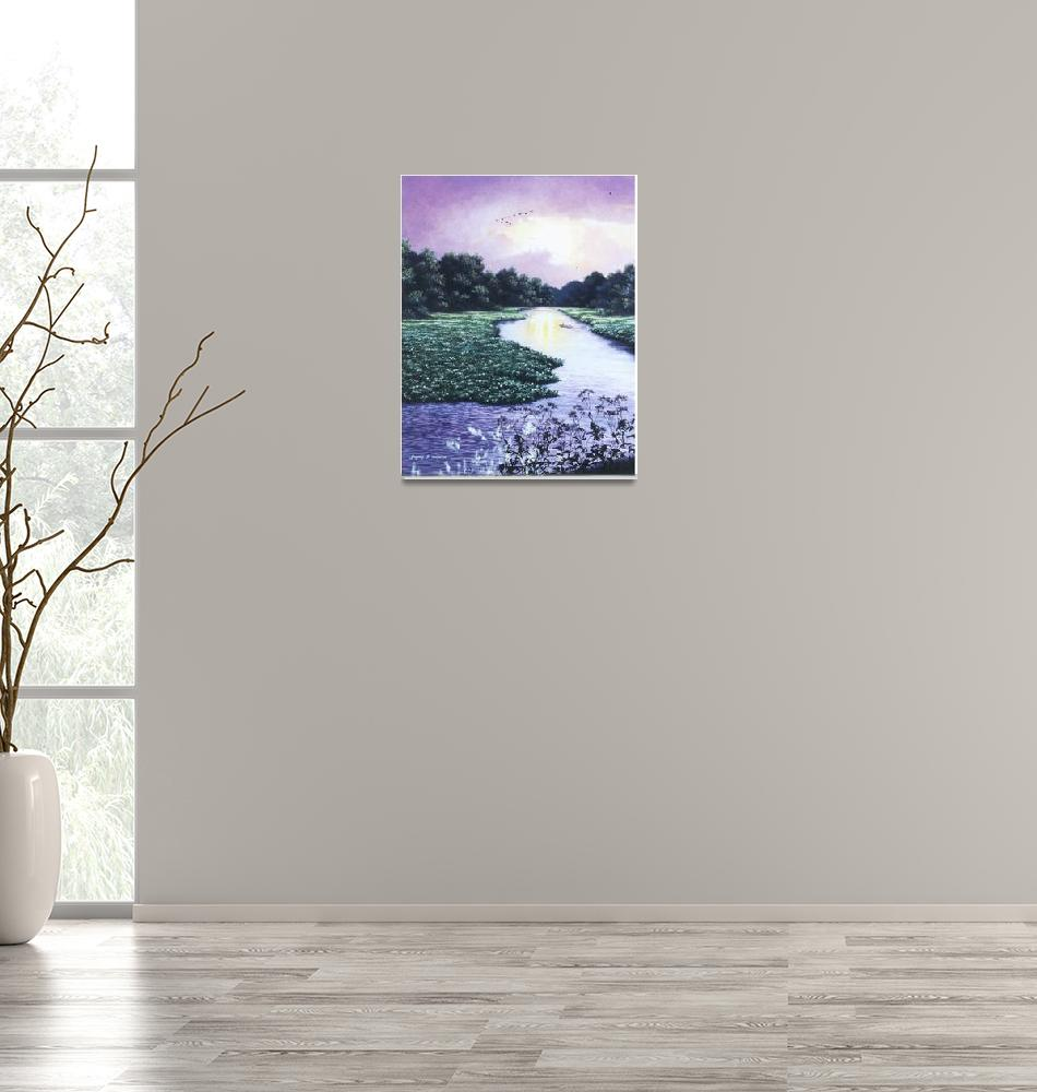 """""""Wekiva River After The Storm""""  by gwhittart"""