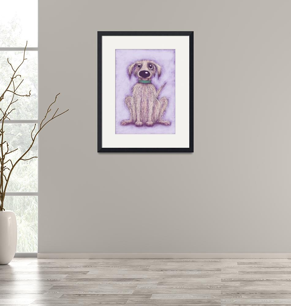 """""""Harold the dog""""  by KeithMills"""