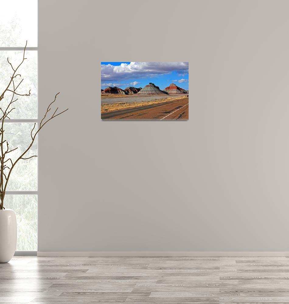 """Arizona Highway""  (2009) by paulhood"
