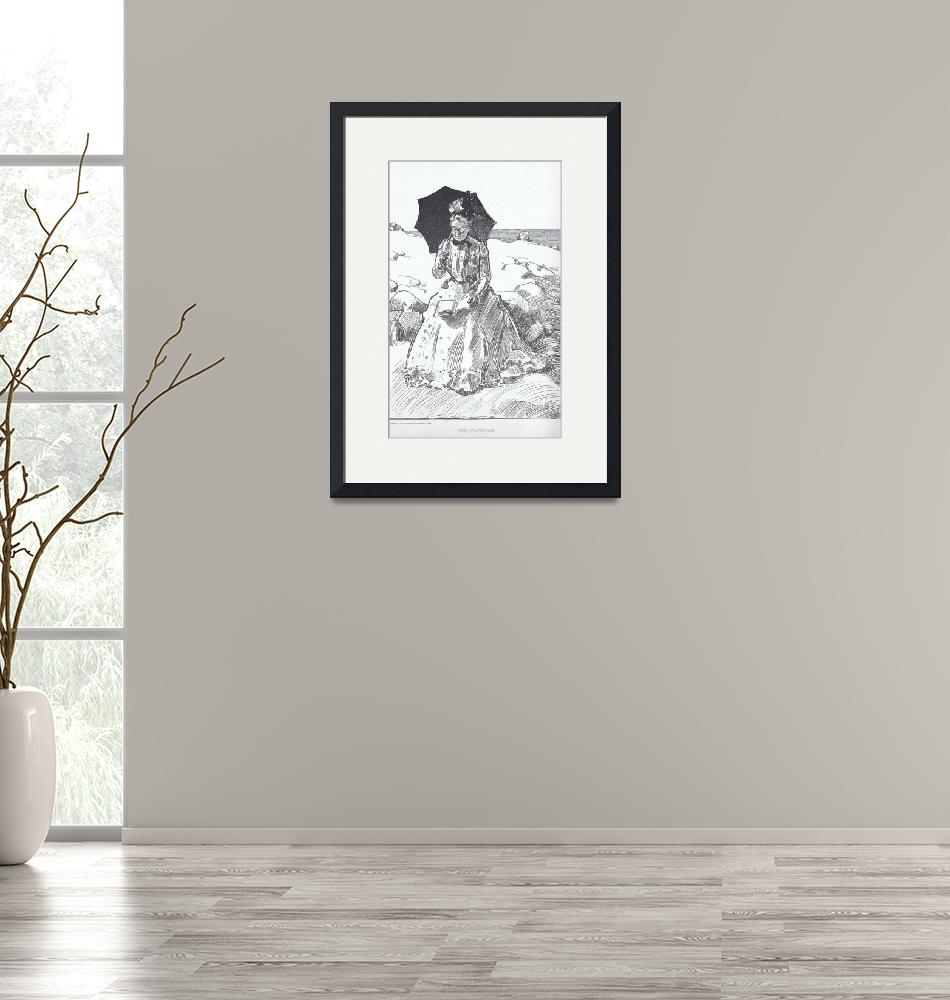 """""""Gibson Girl 5 """"The Chaperone"""""""" by antiqueimages"""
