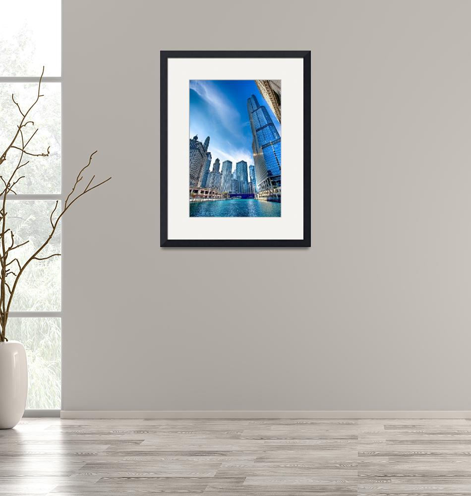 """""""Chicago Sky""""  (2009) by gagemanning"""