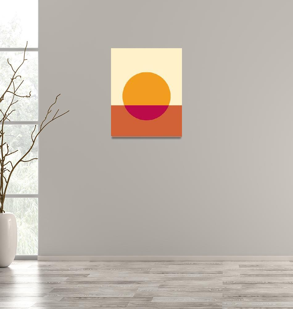 """Sun 4""  by miscstudios"