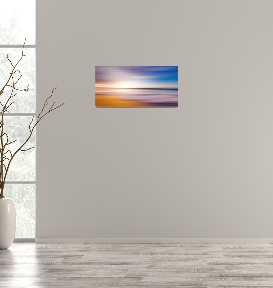 """Beach Colors II"" (2020) by ChrisSeufert"