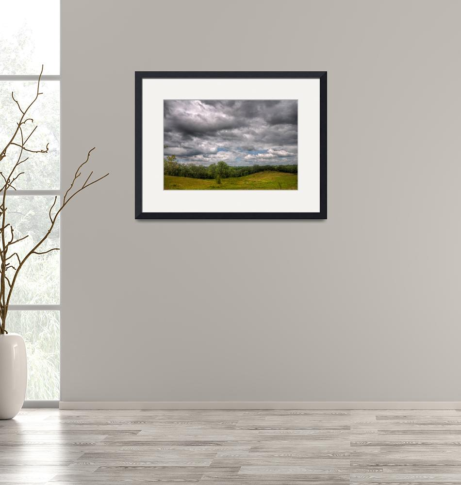 """""""A Cloudy Afternoon""""  (2009) by CC-Photography"""