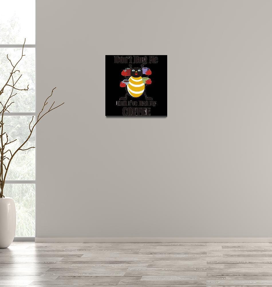 """Coffee Bug"" by maryostudio"
