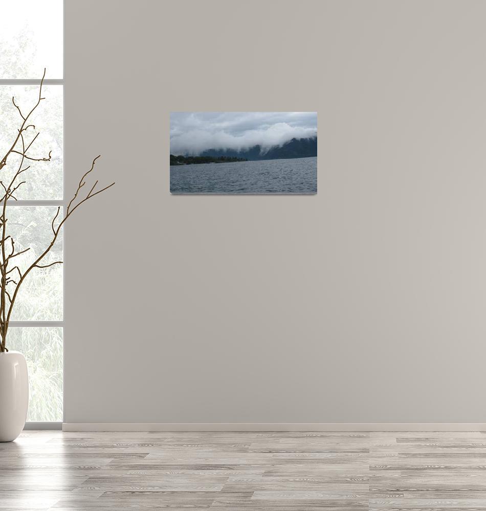 """Lake Atitlan 4""  (2008) by BMRamos"