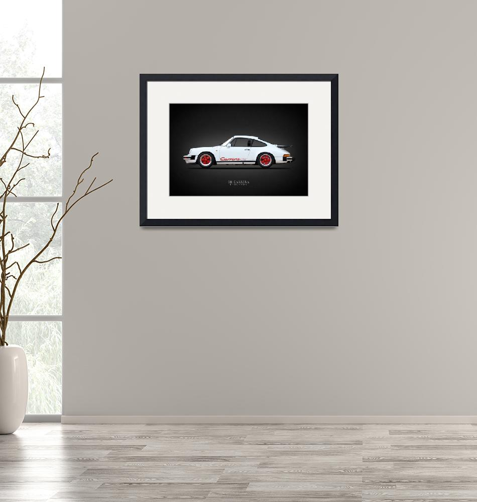 """The 911 Carrera Club Sport""  by mark-rogan"
