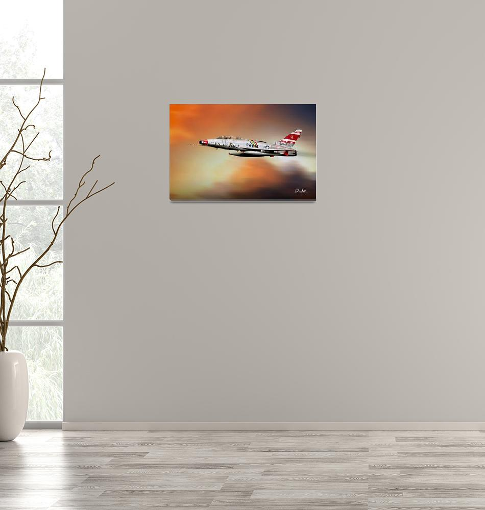 """""""F100F at Sunset""""  (2011) by Need4Speed"""