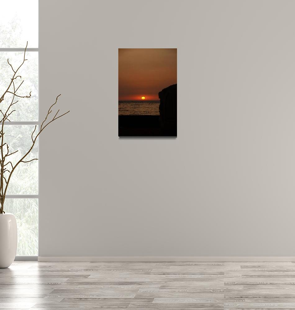 """""""El Mina Sunset Is Calling To Me 0827""""  (2010) by rayjacque"""