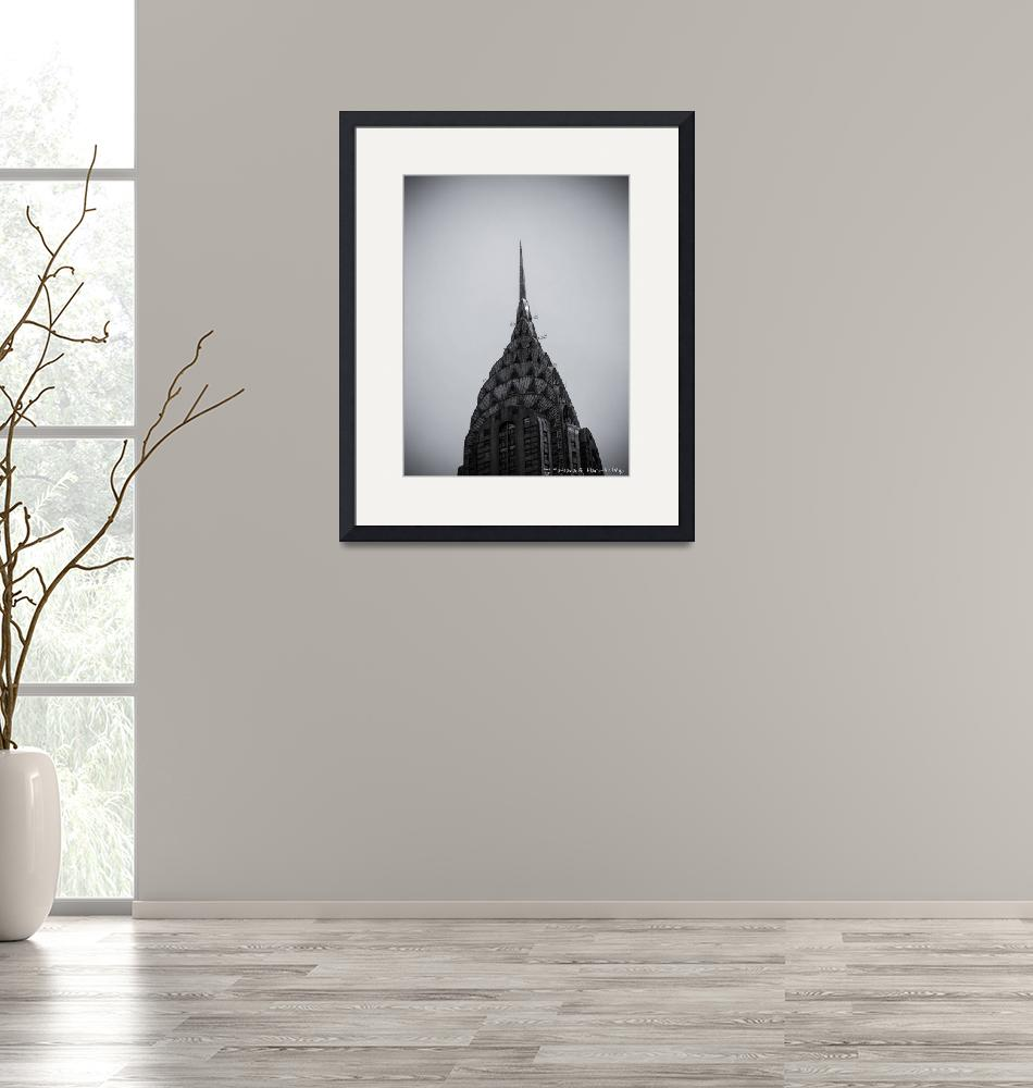 """""""NYC - Chrysler Building""""  (2016) by 27thhGraphics"""