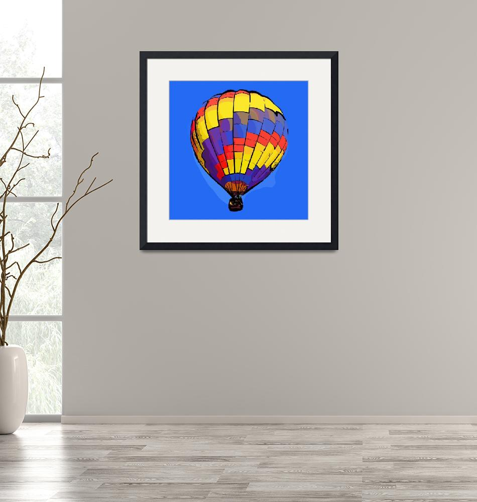 """""""Up Up And Away"""" (2014) by Kirtdtisdale"""