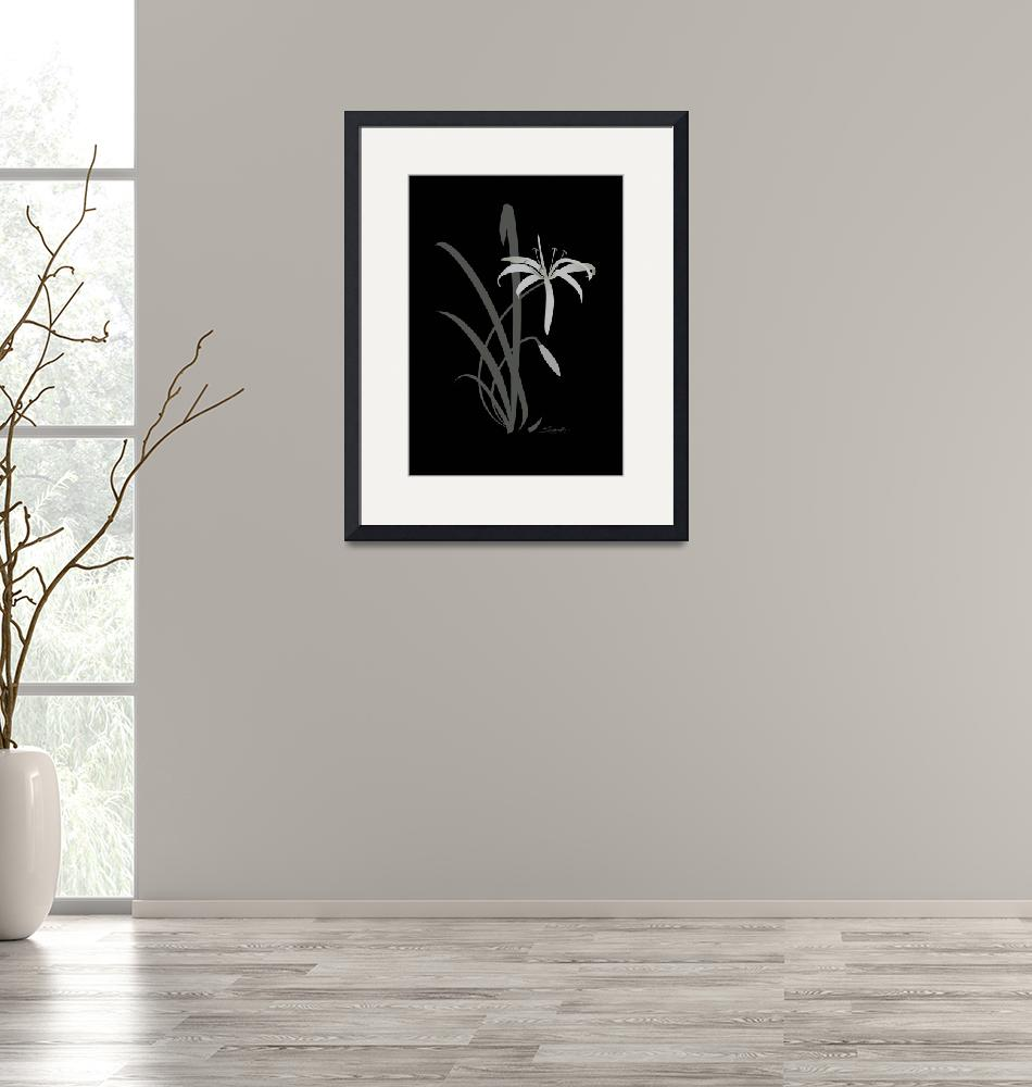 """""""Swamp Lily""""  (2018) by spadecaller"""