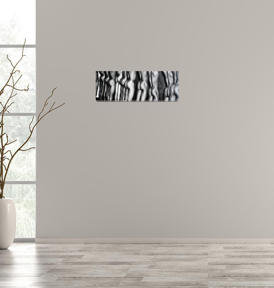 """Bare Bottoms""  by Svetlana-Bellon-de-Light"