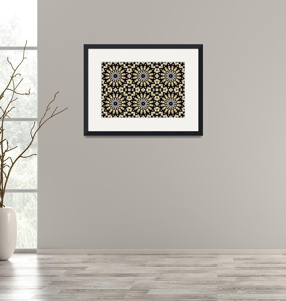 """""""Art ZIZZAGO Pearl Collection BIG2-tile"""" by shanmaree"""