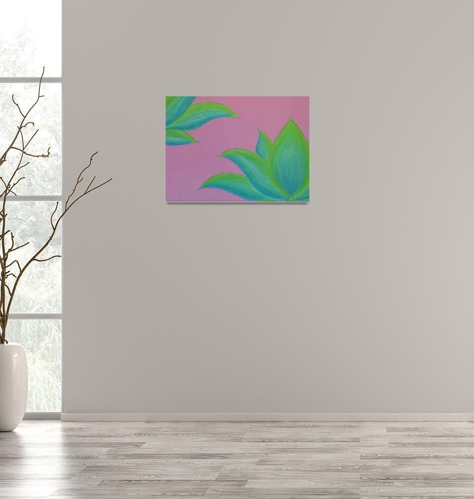 """""""green lotus""""  (2008) by tartart"""