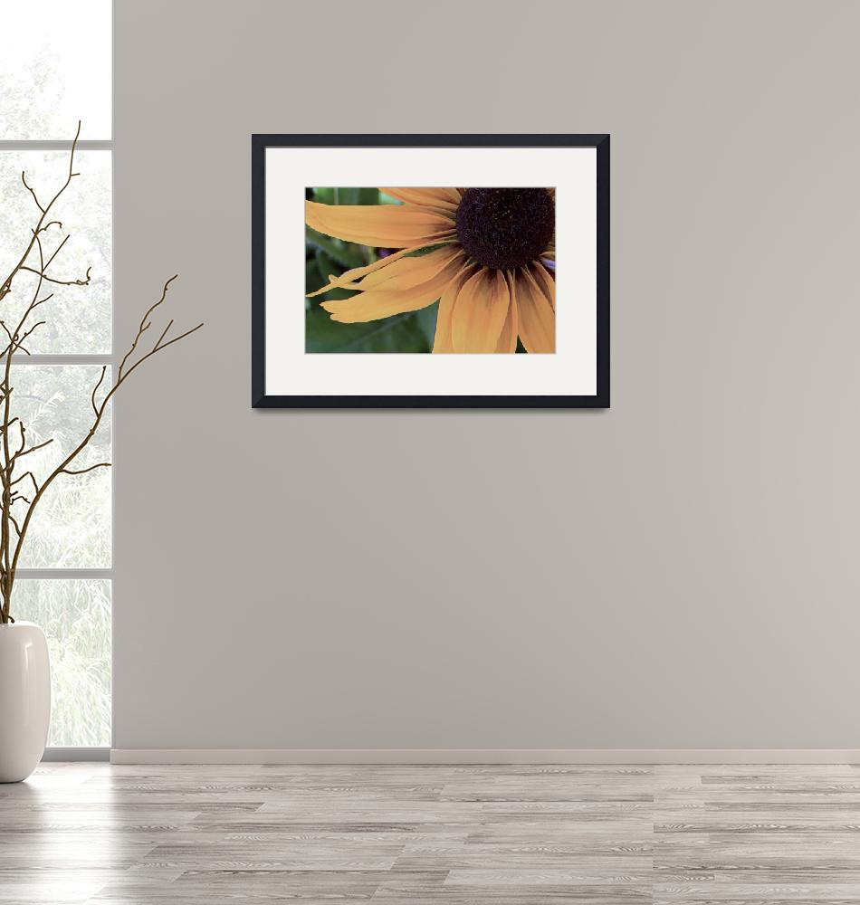 """""""Yellow Sunflower""""  (2013) by DBell"""