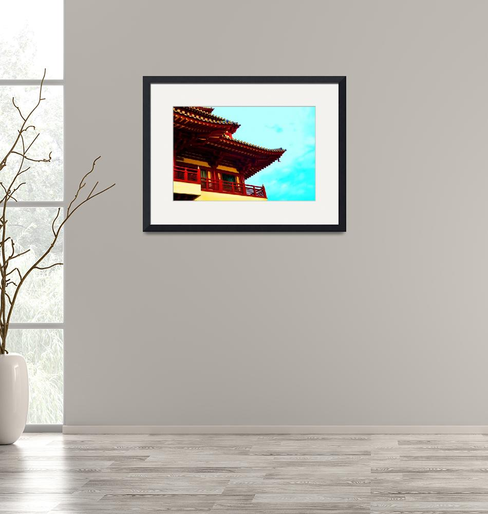 """""""Chinese Temple""""  (2011) by TravelandBeyond"""