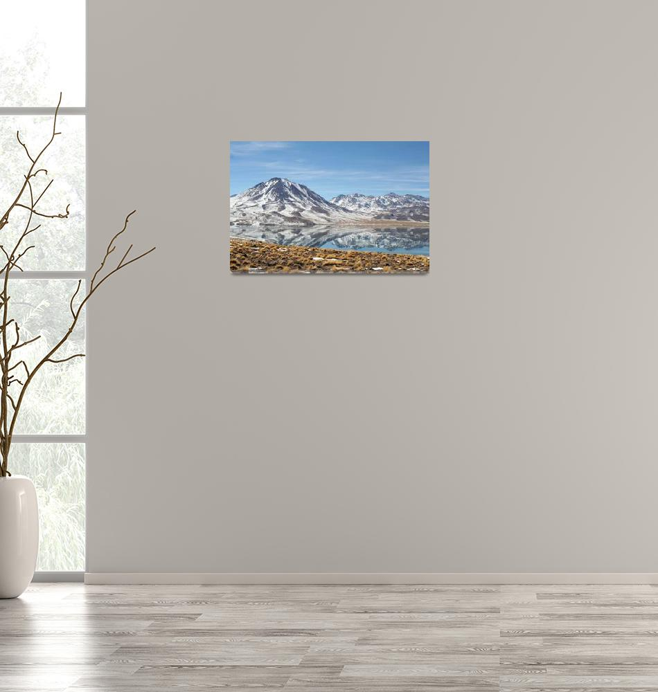 """Altiplano Lakes""  (2006) by studioB15"