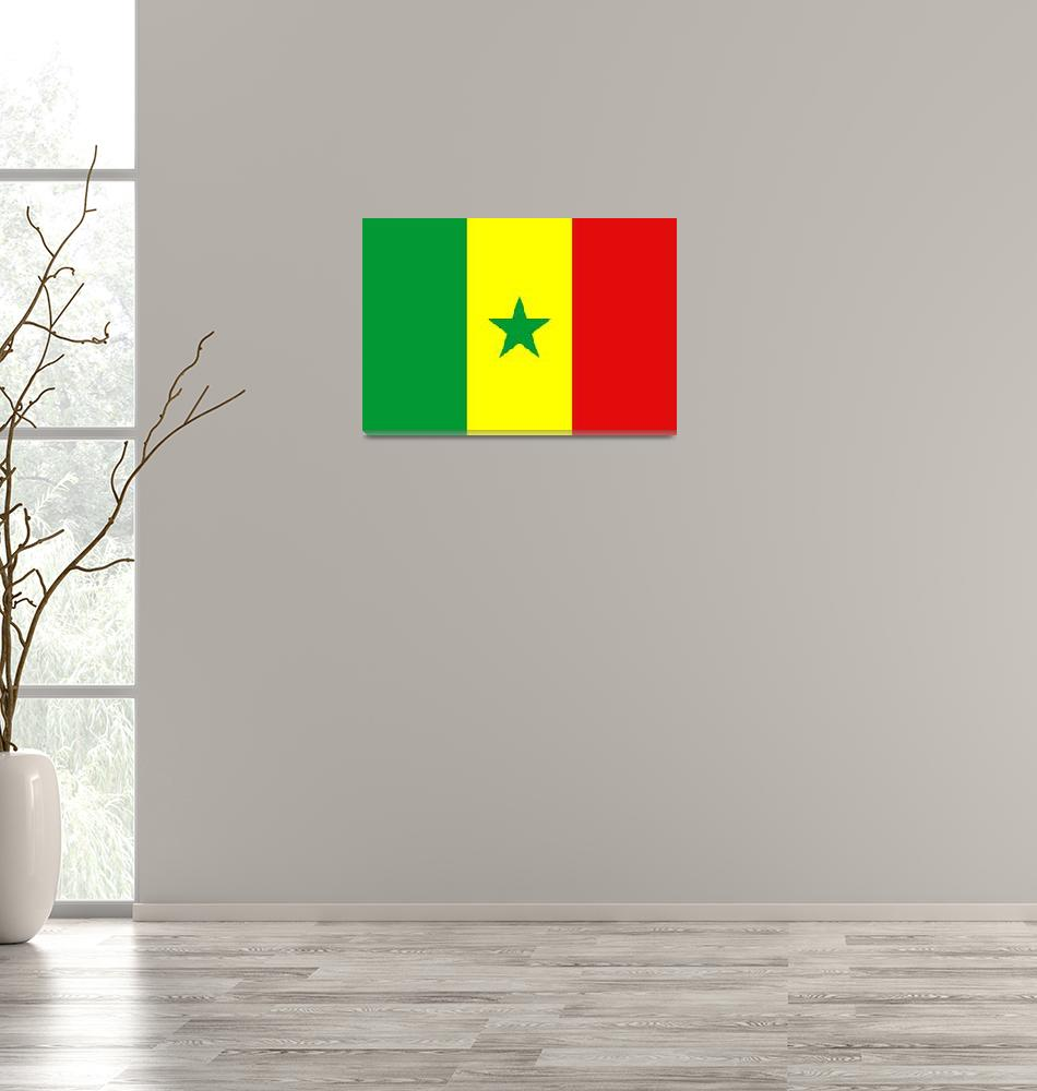 """Senegal""  by tony4urban"