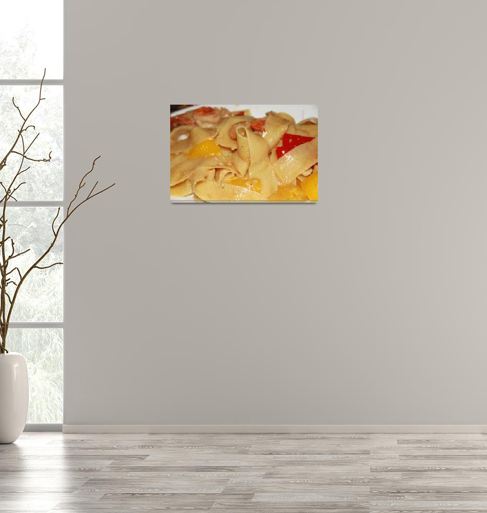 """""""Pasta dish""""  (2010) by easyfigure"""