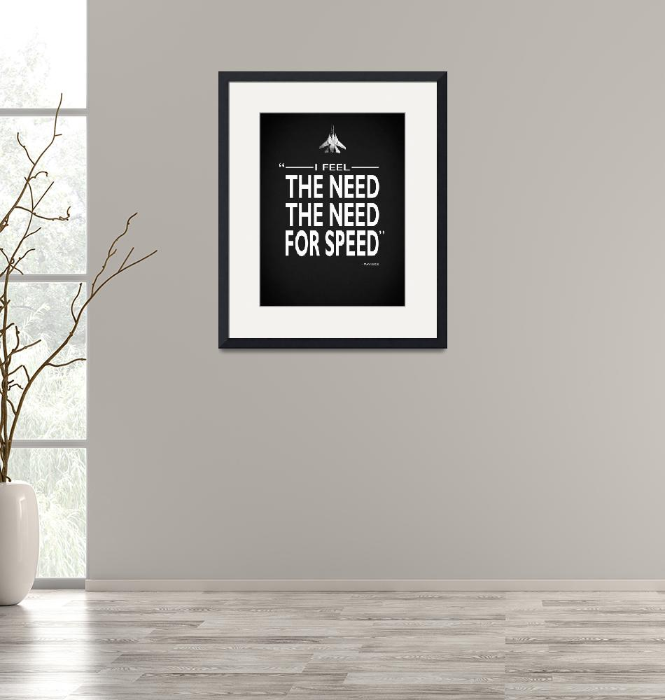"""""""The Need For Speed""""  (2016) by mark-rogan"""
