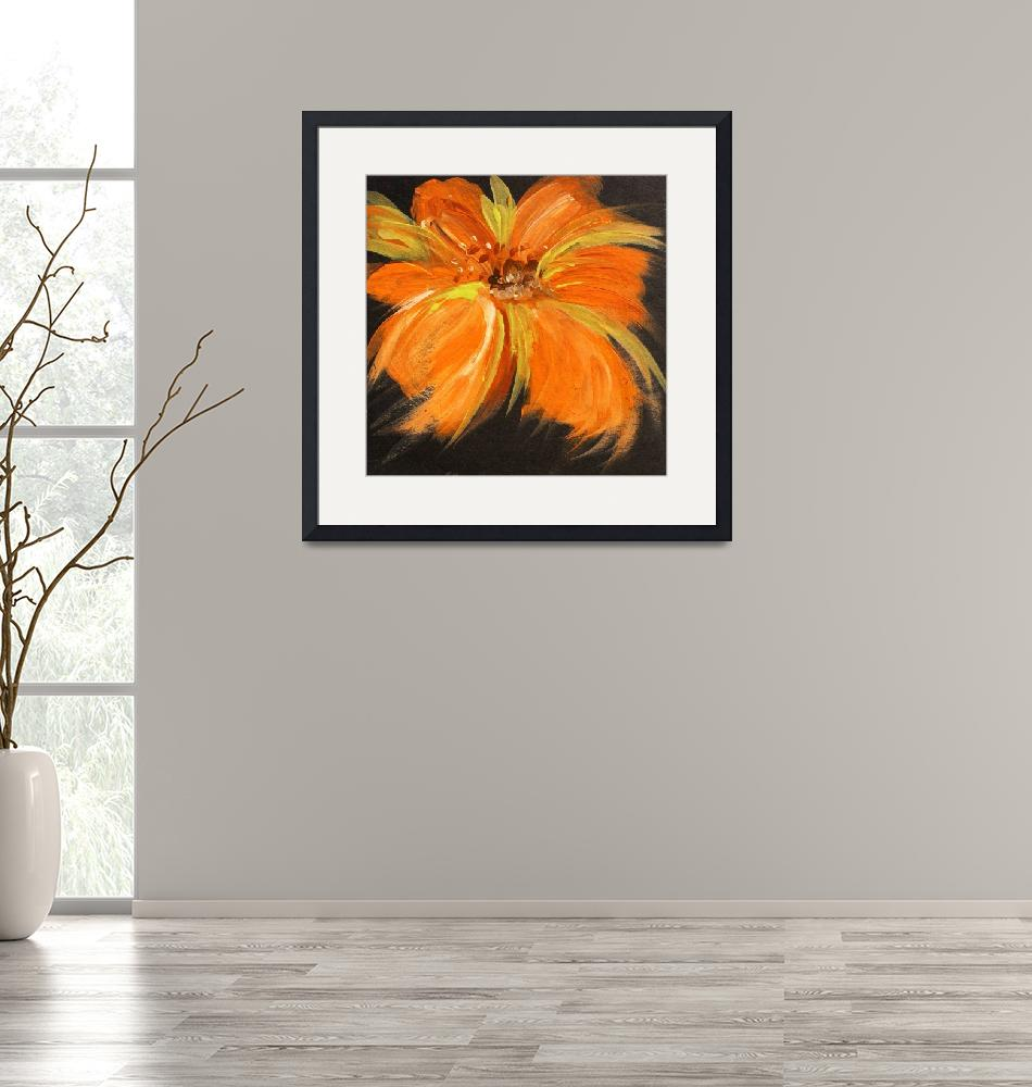 """""""Flaming Flower""""  by Aneri"""