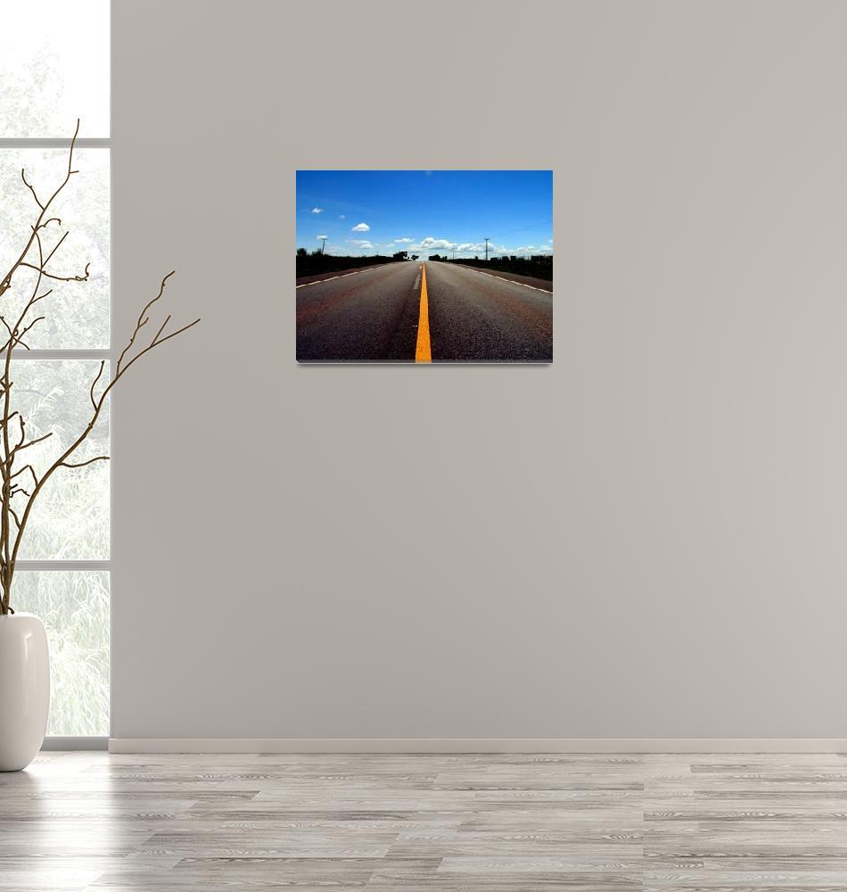 """Hit the Road, Jack!""  (2005) by joaobambu"
