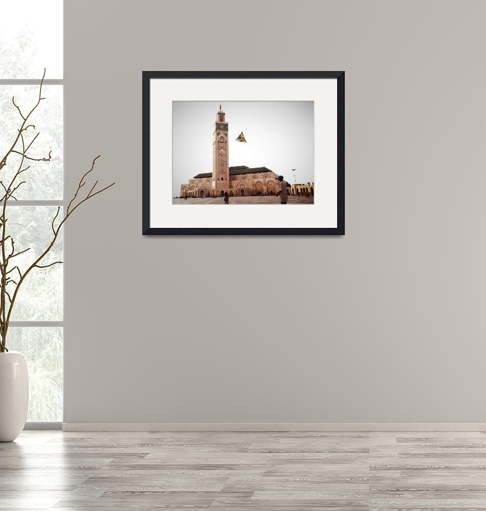 """Hassan II Mosque - Casablanca""  (2016) by stabet"