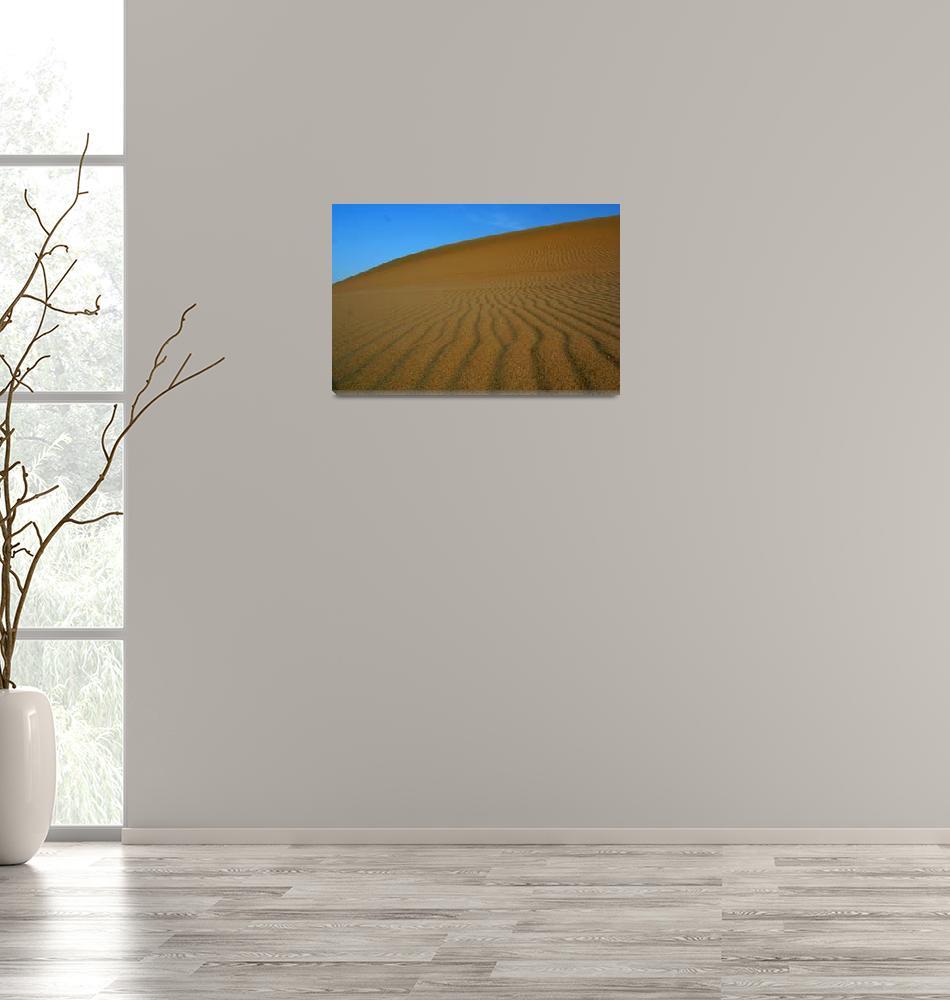 """""""virgin dunes""""  (2008) by shahinolakara"""