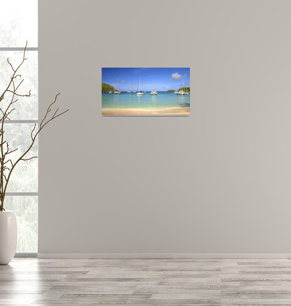 """Salt Whistle Bay""  (2006) by gregoryscott"