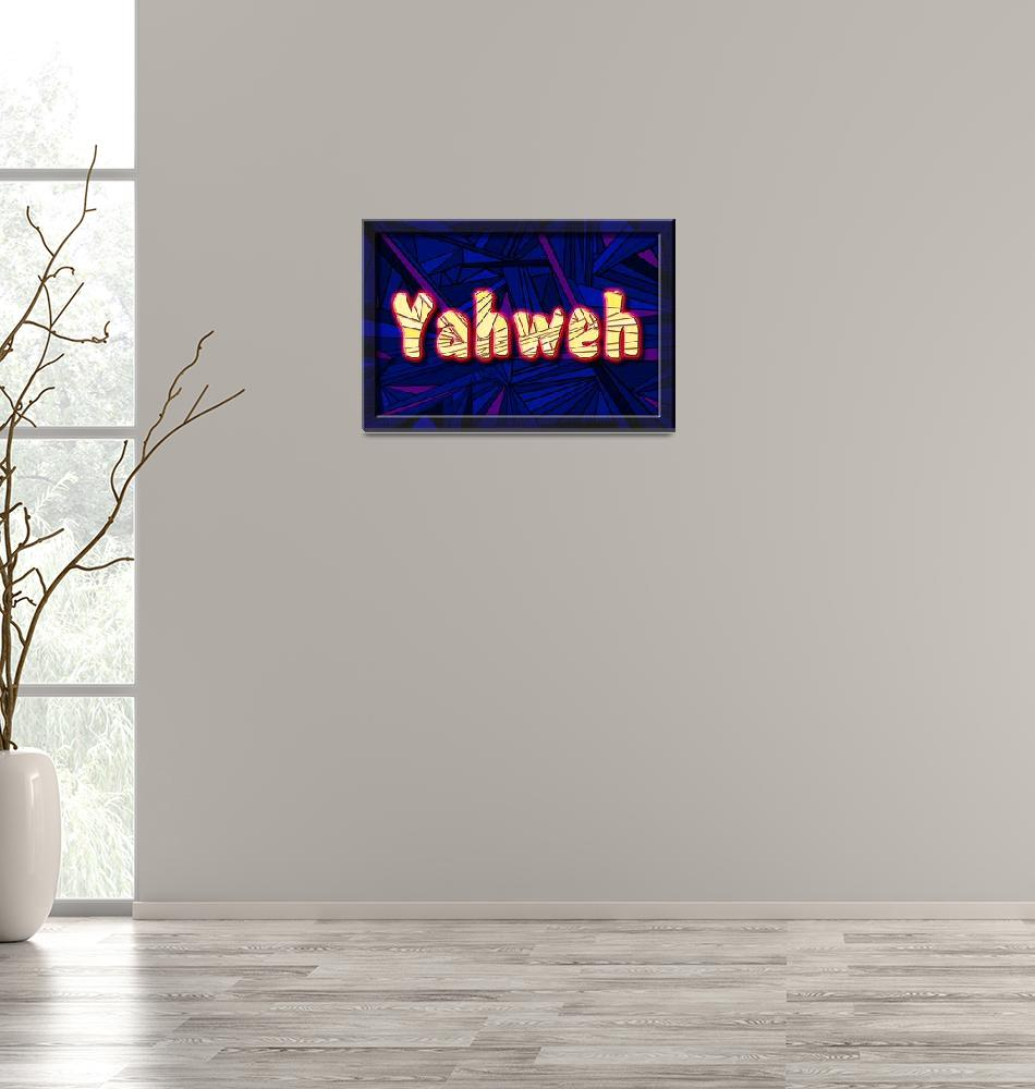 """Yahweh""  (2007) by DCLWolf"