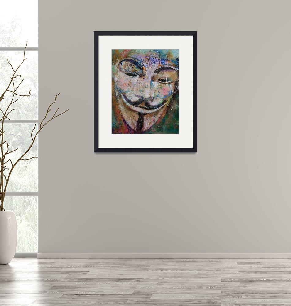 """""""Anonymous"""" by creese"""